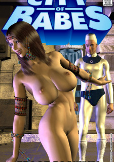 The City of Babes- JusticeBabe image 19