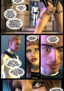 The City of Babes- JusticeBabe image 22