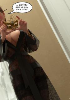 Clara Ravens 4- Colombina's Illusion image 248