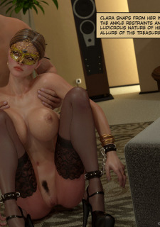 Clara Ravens 4- Colombina's Illusion image 360