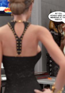 Clara Ravens 4- Colombina's Illusion image 50