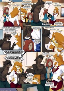 Club Stripes Furry-Good Call porn comics 8 muses
