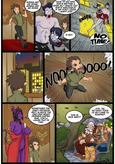 Clumzor- The Party – Part 5 porn comics 8 muses