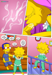 Coming To Terms (The Simpsons) image 06