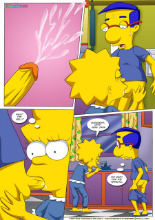 Coming To Terms (The Simpsons) image 18
