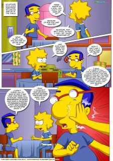 Coming To Terms (The Simpsons) image 19