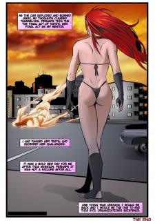Crimson Heart 4-7 Marcel Zero porn comics 8 muses
