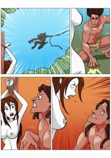 Crossover- Jungle Sacrifice porn comics 8 muses