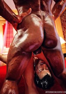 Cuckold Husband Initiation- Interracialsex3d image 16