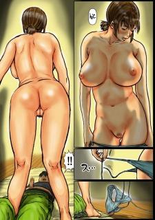 Cumming Inside Mommy's Hole- Kuroneko Smith image 35