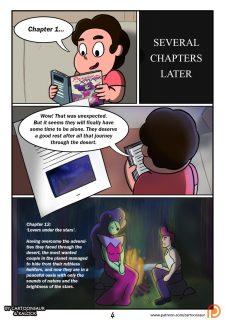Curiosity Chap.1 (Steven Universe) porn comics 8 muses