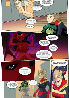 Curse of the Succubus (X-Men) (LemonFont) image 05