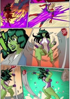 Curse of the Succubus (X-Men) (LemonFont) image 06