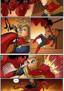Curse of the Succubus (X-Men) (LemonFont) image 11