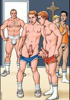 Dad and Boys- Gay image 06