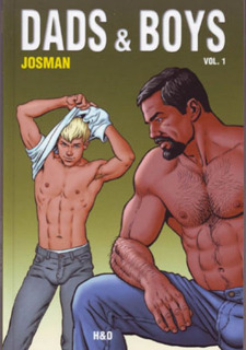 Dad and Boys- Gay porn comics 8 muses