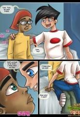 Danny Phantom- Just Cartoon Dick image 03