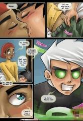 Danny Phantom- Just Cartoon Dick image 04