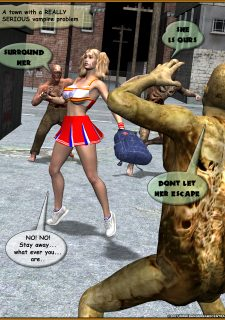 Daphne the Vampire Hunter- DangerBabe Central image 4