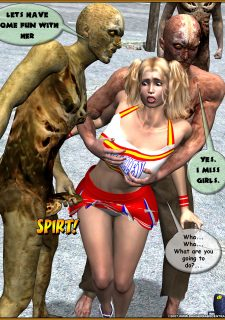 Daphne the Vampire Hunter- DangerBabe Central image 6