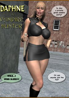 Daphne the Vampire Hunter- DangerBabe Central image 9