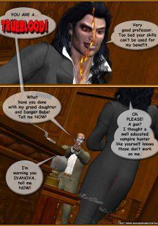 Daphne the Vampire Hunter- DangerBabe Central image 114