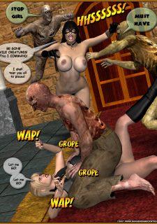 Daphne the Vampire Hunter- DangerBabe Central image 145