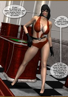 Daphne the Vampire Hunter- DangerBabe Central image 27