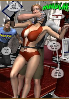Daphne the Vampire Hunter- DangerBabe Central image 30