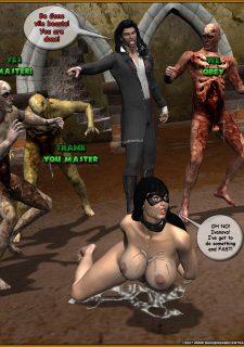 Daphne the Vampire Hunter- DangerBabe Central image 73
