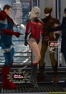 Dark Avengers- Pervs and Psychopaths image 3