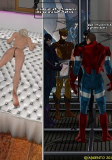 Dark Avengers- Pervs and Psychopaths image 6