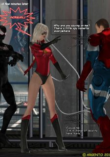 Dark Avengers- Pervs and Psychopaths image 7