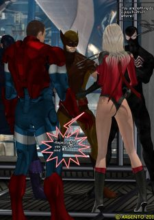 Dark Avengers- Pervs and Psychopaths image 8