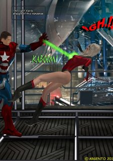 Dark Avengers- Pervs and Psychopaths image 11