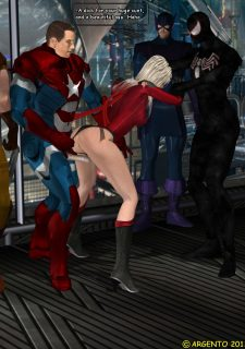Dark Avengers- Pervs and Psychopaths image 16