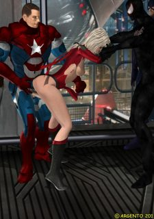Dark Avengers- Pervs and Psychopaths image 17