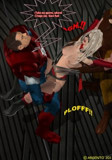 Dark Avengers- Pervs and Psychopaths image 21