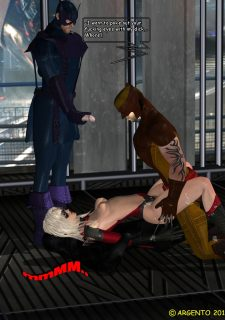 Dark Avengers- Pervs and Psychopaths image 24