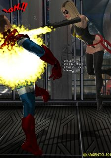 Dark Avengers- Pervs and Psychopaths image 28