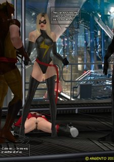 Dark Avengers- Pervs and Psychopaths image 30