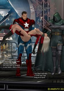 Dark Avengers- Pervs and Psychopaths image 33