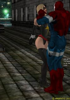 Dark Avengers- Pervs and Psychopaths image 39
