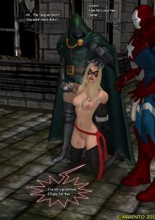 Dark Avengers- Pervs and Psychopaths image 47