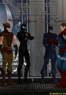 Dark Avengers- Pervs and Psychopaths image 55