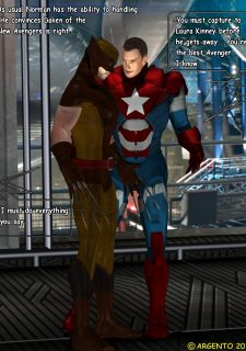Dark Avengers- Pervs and Psychopaths image 56