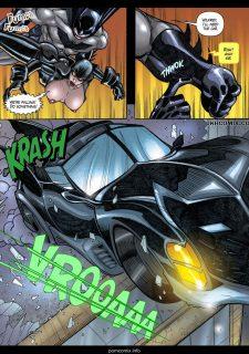 The Dark Cock Rises (Batman) image 05