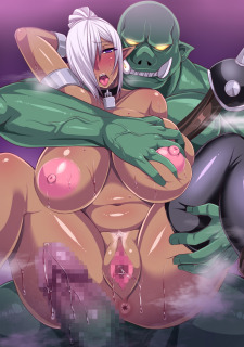 Dark Elf Queen Freya- Colosseum of Humiliation image 23