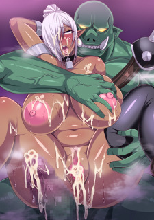 Dark Elf Queen Freya- Colosseum of Humiliation image 24