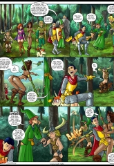Dayounguns and Dragons- Jab Comix image 02